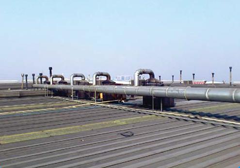 化工行业低浓度有机废气治理工程